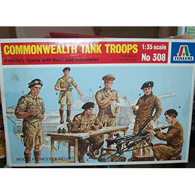 Commonwealth Tank Troops: Toys & Games