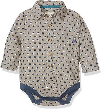 Kite Star Body-Shirt Camisa, Gris (Grey), 3-4 Años para Bebés: Amazon.es: Ropa y accesorios