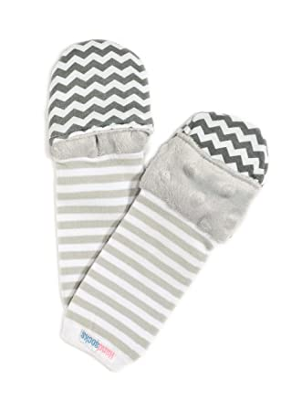 tiny small baby babies girls cotton prem PREMATURE SCRATCH MITTS mittens WHITE