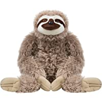 "Wild Republic Jumbo Plush Sloth 30"" Cuddlekin"