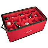 Christmas Ornament Storage Container with 2