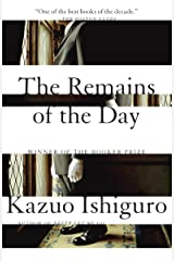 The Remains of the Day (Vintage International) Kindle Edition
