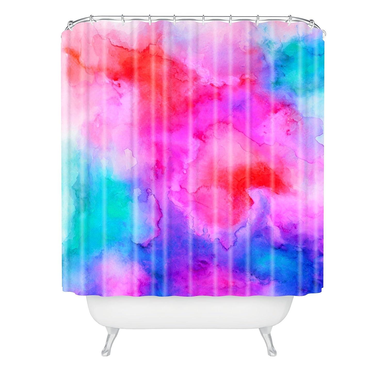 Deny Designs Jacqueline Maldonado Acquiesce 2 Shower Curtain, 69' x 72'