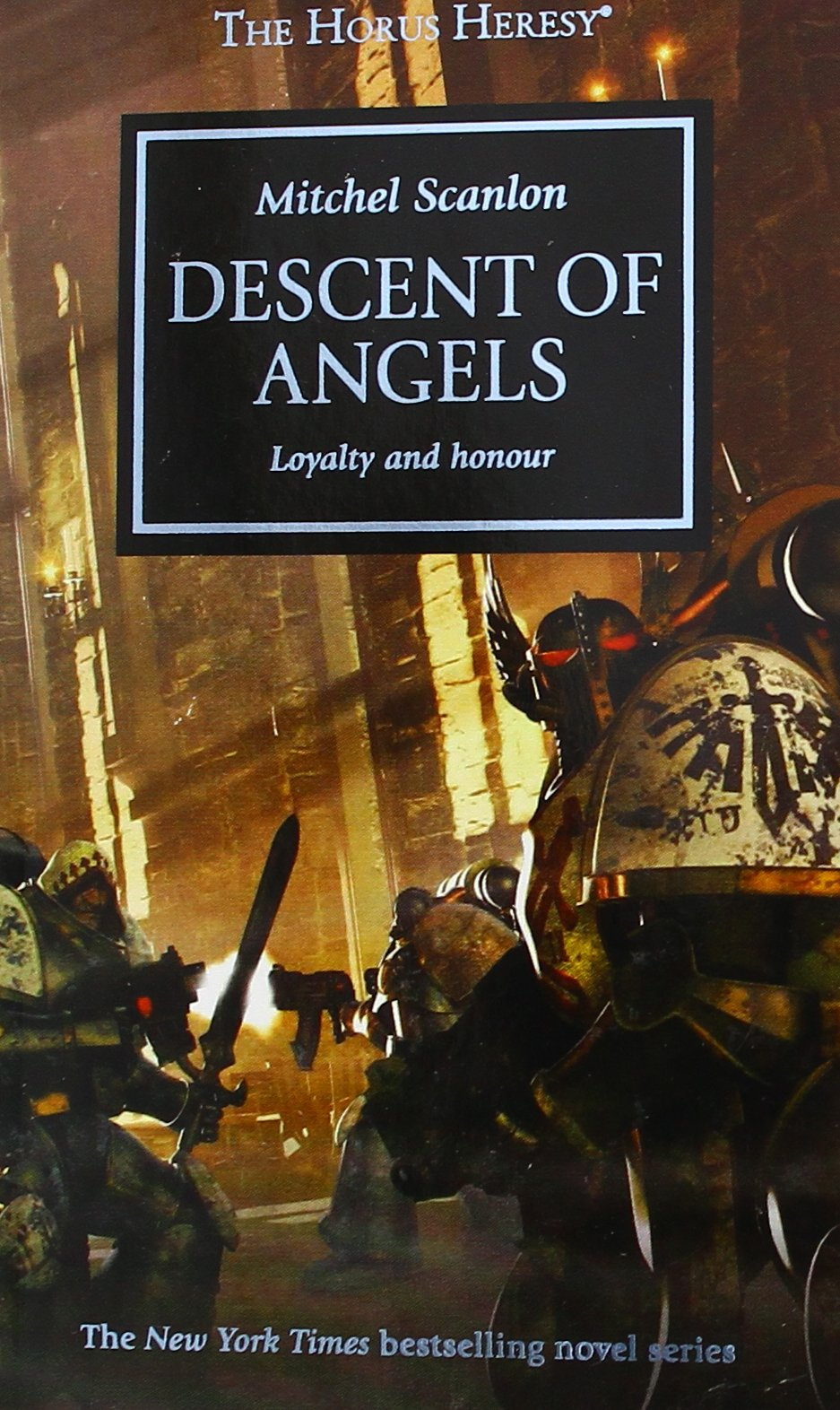 Horus Heresy book order