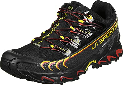 La Sportiva Ultra Raptor GTX Black/Yellow, Zapatillas de Senderismo Unisex Adulto: Amazon.es: Deportes y aire libre