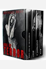 Box of Terror (4 book horror box set) Kindle Edition