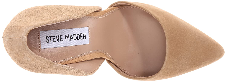 Steve Madden Damen Varcityy Standard & Latein Schwarz US US US damen e46574