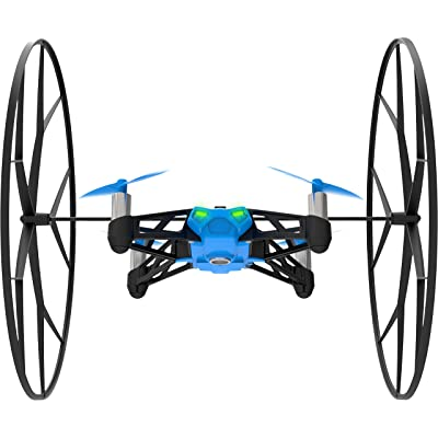 Parrot MiniDrone Rolling Spider - Blue: Camera & Photo