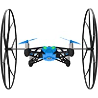 Parrot MiniDrone Rolling Spider (Blue)- Refurbished