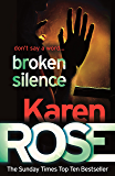 Broken Silence (A Karen Rose Novella) (Romantic suspense)