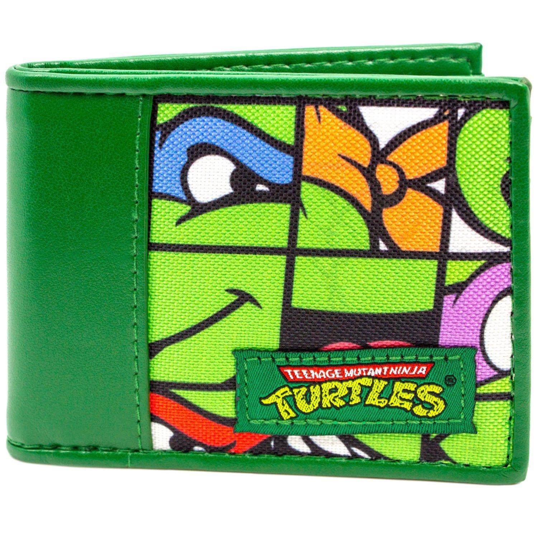 Cartera de Nickelodeon Ninja Turtles Las Caras de baldosas ...
