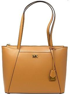 5751ce245651 Amazon.com: Michael Kors Women's Bedford Leather Top-Handle Bag Tote ...