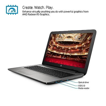 Amazon.com: HP 15-ba040nr 15.6-Inch Notebook (AMD A10, 8 GB RAM, 1 TB HDD): Computers & Accessories