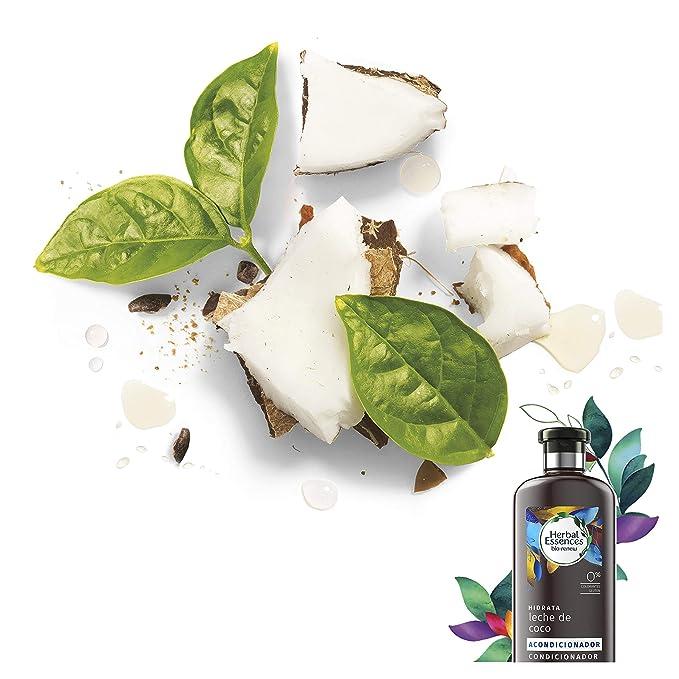 Herbal Essences Bío: Renew Hidrata Coco Acondicionador - 6 Recipientes de 400 ml - Total: 2400 ml: Amazon.es: Belleza