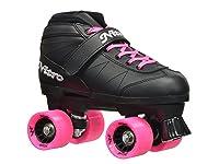 Best Speed Roller Skates - Epic Skates Super Nitro Indoor/Outdoor Quad Speed Roller Skates