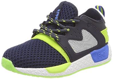 Primigi Jungen Pme 14523 Hohe Sneaker, Blau (Navy/Navy 22), 30 EU