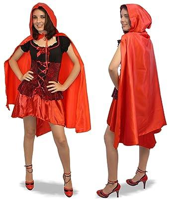 Halloween Costume 38.Morris Costumes Red Riding Hood Cape