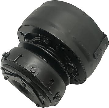 RYC Remanufactured AC Compressor and A//C Clutch EG228