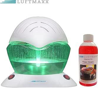 Luftmaxx ambientador de aire del agua de la taza purificador de ...