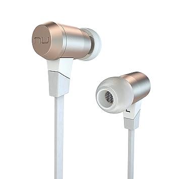 Optoma BE6i Binaurale Dentro de oído Oro - Auriculares (Binaurale, Bluetooth, Dentro de