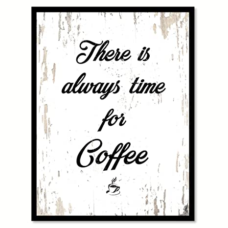 Choose Your Size My coffee needs a coffee quotes photo Print Canvas
