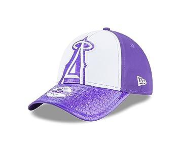68c7b789bf3 New Era MLB Los Angeles Angels Kids Glimmer Glitz 9FORTY Adjustable ...