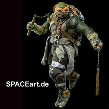 Three Zero - TMNT Tortugas Ninja Michelangelo Figura ...