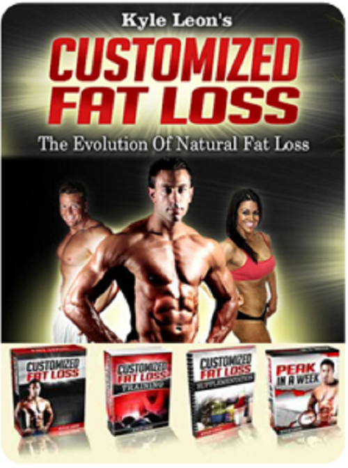 Customized Fat Loss PDF eBook Book Free Download with Review by Kyle Leon [Download]