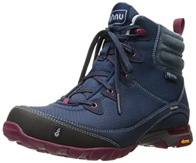 Ahnu Women's Sugarpine Hiking Boot Review