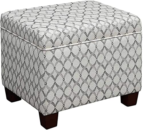 Convenience Concepts Madison Storage Ottoman