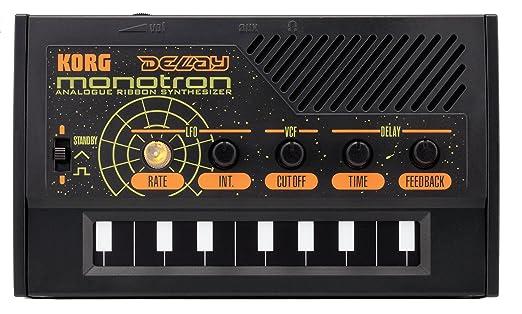 9 opinioni per Korg Monotron Delay sintetizzatore analogico effetti palmare per DJ live studio