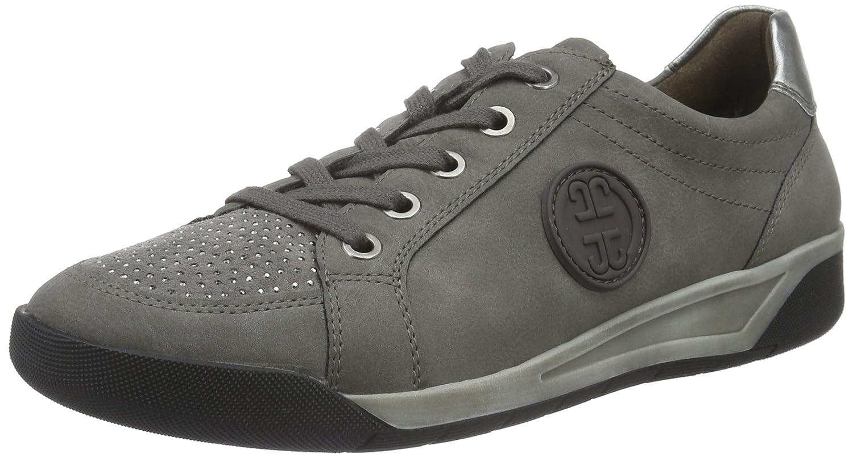 Jenny Damen Seattle (Graphit,street/Gun Sneakers Grau (Graphit,street/Gun Seattle 06) 558602