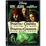 Pirates des Caraïbes : Le Coffre du mort (Bilingual) (Version française)