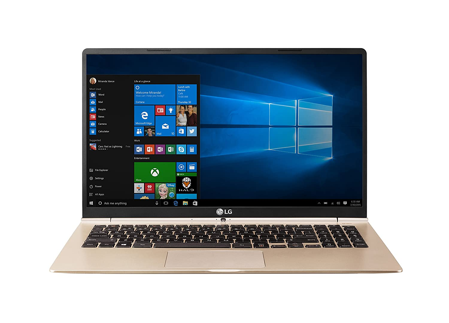 Amazon.com: LG Electronics 15Z960-A.AA75U1 15.6
