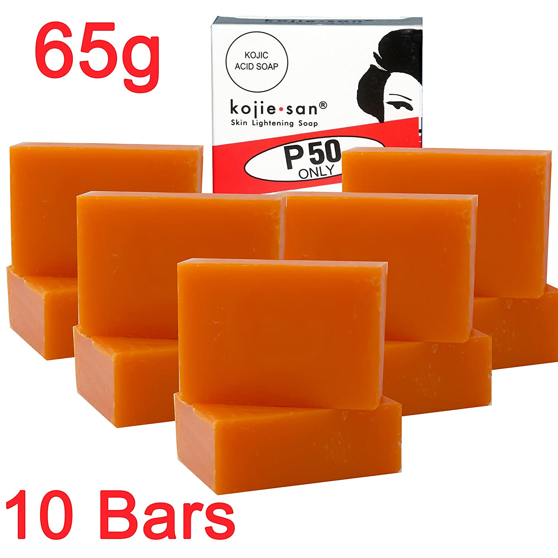 Kojie San Lightening Soap - Pack of 2 65 Gram KS-KOJISANSOAPX2-135