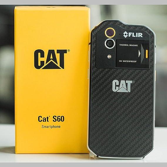 newest adf89 53765 CAT S60 FLIR Thermal Imaging Camera Rugged Waterproof Smartphone - GSM  Unlocked