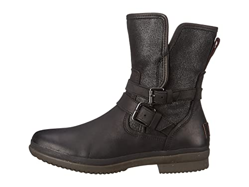 6a5d371ef24 UGG Australia Simmens Women's WP Leather Belted Boot