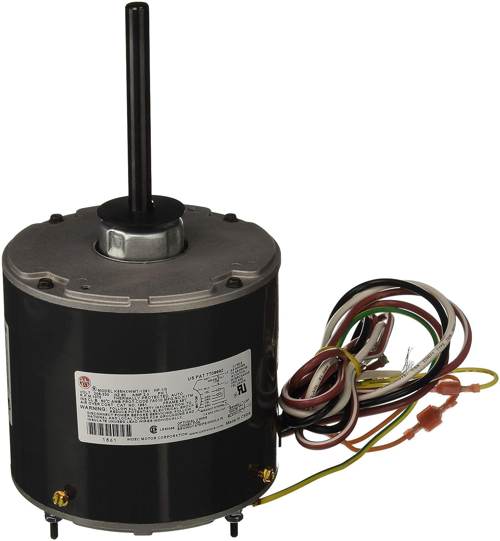 Rheem 1861 1 / 3 HPコンデンサーモーター B009AXMJ3Y