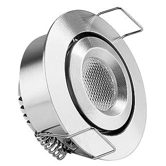 Le 38mm led under cabinet lighting recessed lighting 1w 12v dc le 38mm led under cabinet lighting recessed lighting 1w 12v dc 80lm aloadofball Gallery