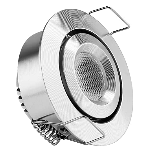 Le 38mm led under cabinet lighting recessed lighting 1w 12v dc le 38mm led under cabinet lighting recessed lighting 1w 12v dc 80lm mozeypictures Gallery