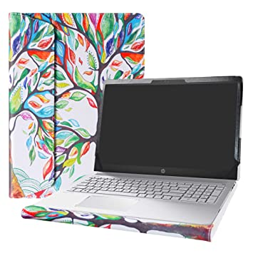 Amazon.com: Alapmk - Carcasa para portátil HP Pavilion 15 15 ...