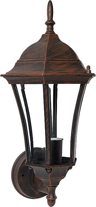 trans globe lighting 4502 rt traditional one wall lantern outdoor post lights bronze dark