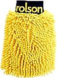 Rolson Micro Fibre Noodle Wash Mitt
