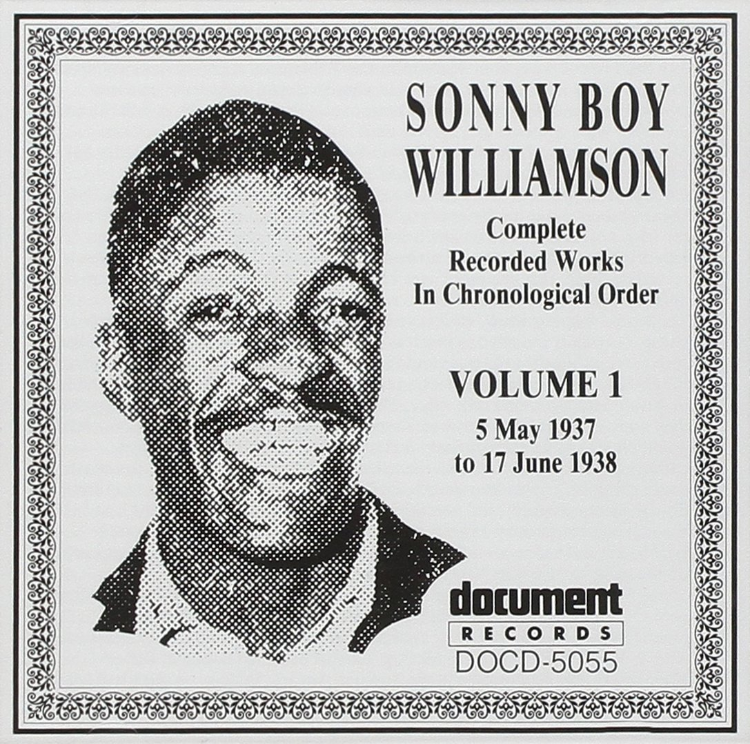 WILLIAMSON JOHN LEE SONNY BOY - Complete Recorded Works I - Amazon ...