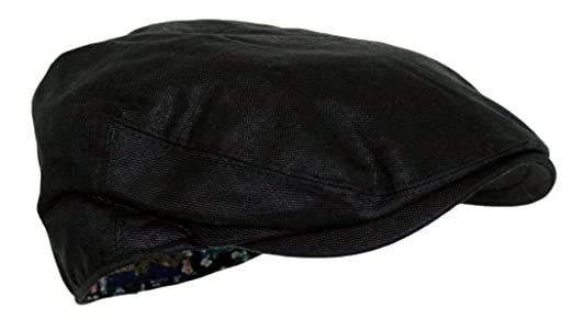 371bfca2751 Men s Linen Gatsby Newsboy Golf Flat Ivy Hat at Amazon Men s Clothing store