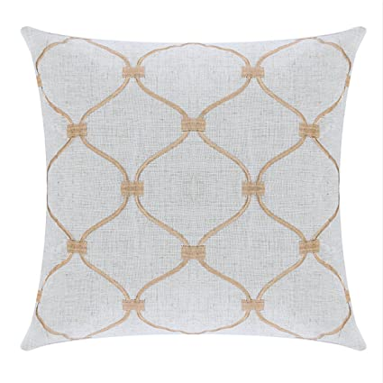 Amazon Aitliving Throw Pillow Case Accent Pillows Cover For Inspiration Gold Decorative Bed Pillows
