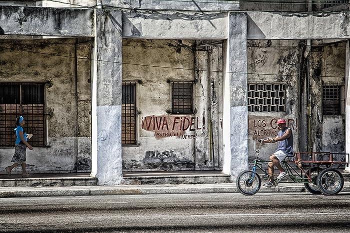 Amazon.com: Cuba Wall Art Havana Cuba Travel Photography Print Cuba ...
