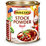 Massel Stock Powder, Beef Style, No MSG, Gluten & Dairy Free (168g)