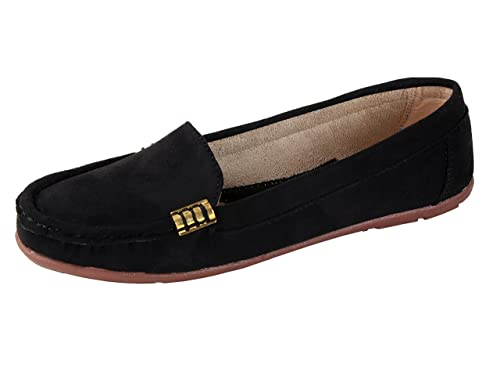 5040b24e7ab CatBird Women s Faux Leather Loafers  Buy Online at Low Prices in ...