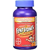 Flintstones Childrens Complete Multivitamin Chewable Tablets, 150 Count Bottles, (Pack of 2)(Packaging May Vary)